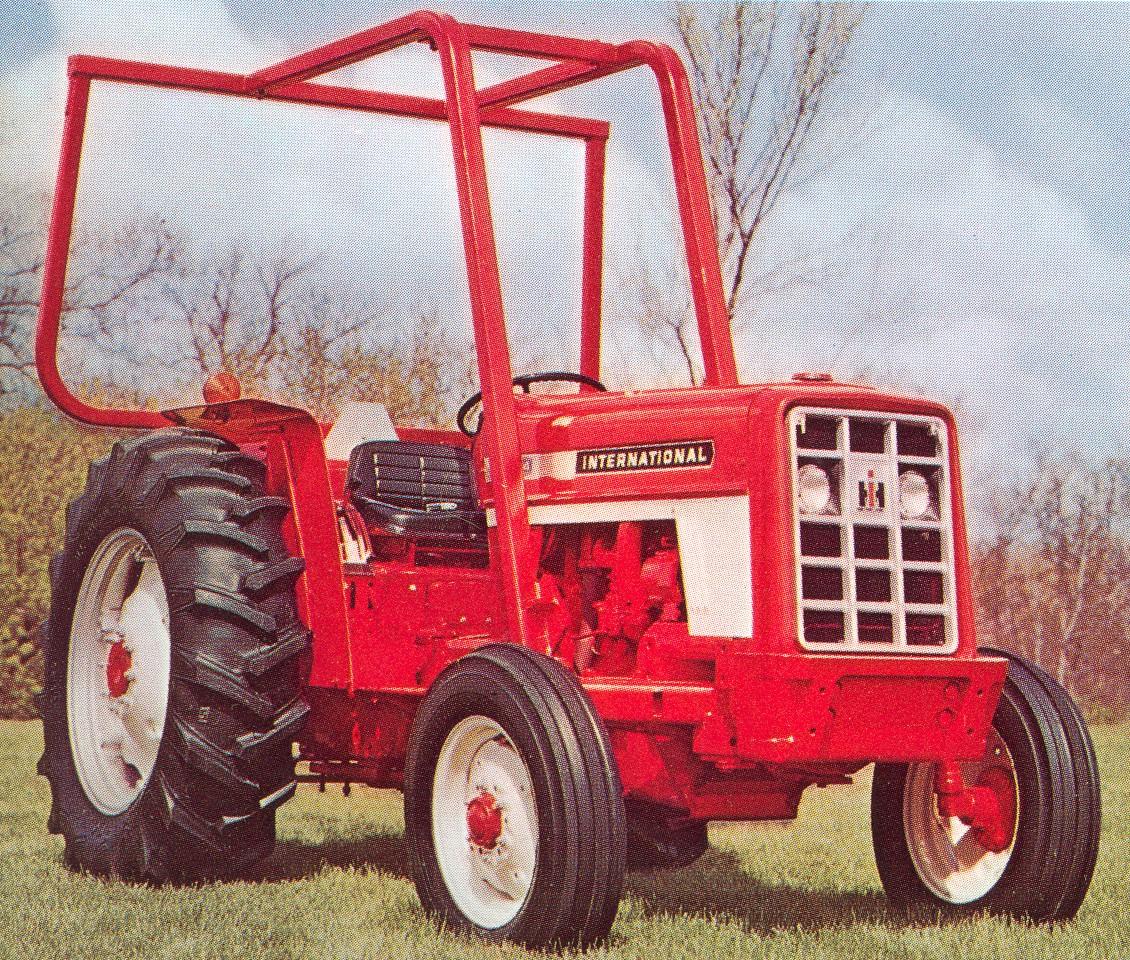 Image - International 454 1971.jpg | Tractor ...