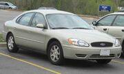 2004-2006 Ford Taurus Sedan
