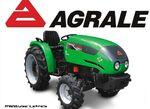 Agrale 4100.4 MFWD (green) - 2009
