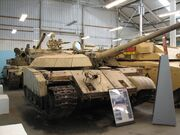 T-55AD 1 Bovington