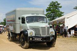 Reluisant - BERLIET-camion
