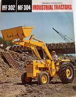 MF 302 Industrial - 1965
