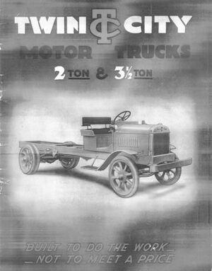 Twin City 2-3 1.5 truck ad