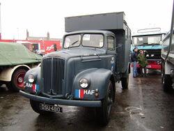 Morris Commercials RAF truck