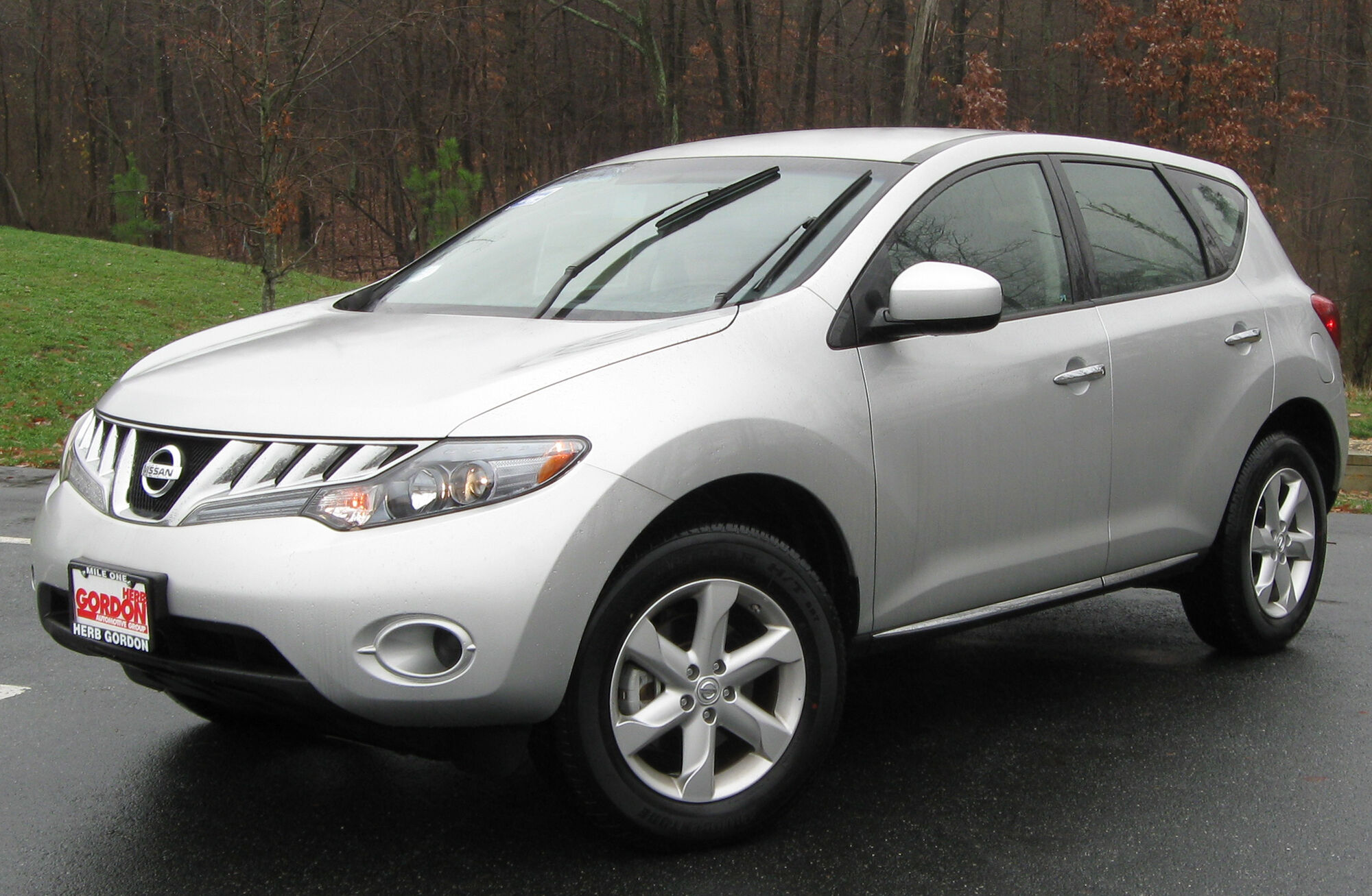 nissan murano tractor construction plant wiki fandom powered by wikia. Black Bedroom Furniture Sets. Home Design Ideas