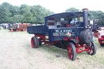 Foden no. 12116 - wagon - TU 1215 at Bill target rally 2011IMG 5174