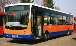 Longcross Centrebus Plaxton Centro