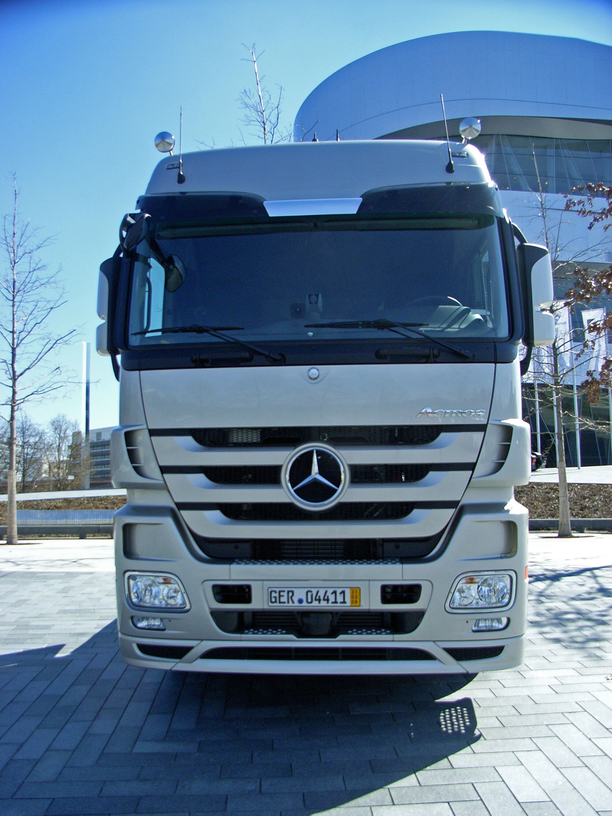 Mercedes benz 1848 axor more information - Image Mercedes Benz Actros 1848 Bluetec 5 4 Jpg Tractor Construction Plant Wiki Fandom Powered By Wikia