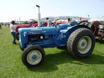 Fordson Dexta on grass tyres at Llandudno 08 - P5050134