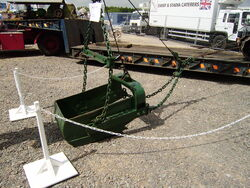 Dragline Bucket small