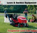 Massey Ferguson Garden Tractors