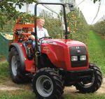 MF 3435 GE Gardener MFWD (Uzel) - 2006