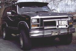80s Bronco