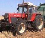 Agtor 16245 MFWD 2
