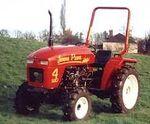 Jinma Puma MFWD (red) - 2001
