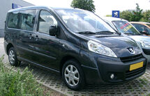 Peugeot Expert front 20070611