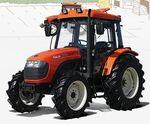 Daedong Taus TS80 MFWD - 2009