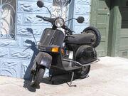 Bajaj chetak scooter 01