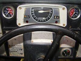 HYMAC 370C DASH BOARD