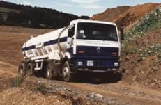 Multidrive Tanker with Renualt Tractor