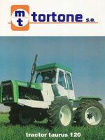Tortone Taurus 120 4WD brochure