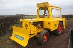 JCB 1 Digger sn 10029-9-63 at Bernard Saunders WD 08 - IMG 4081