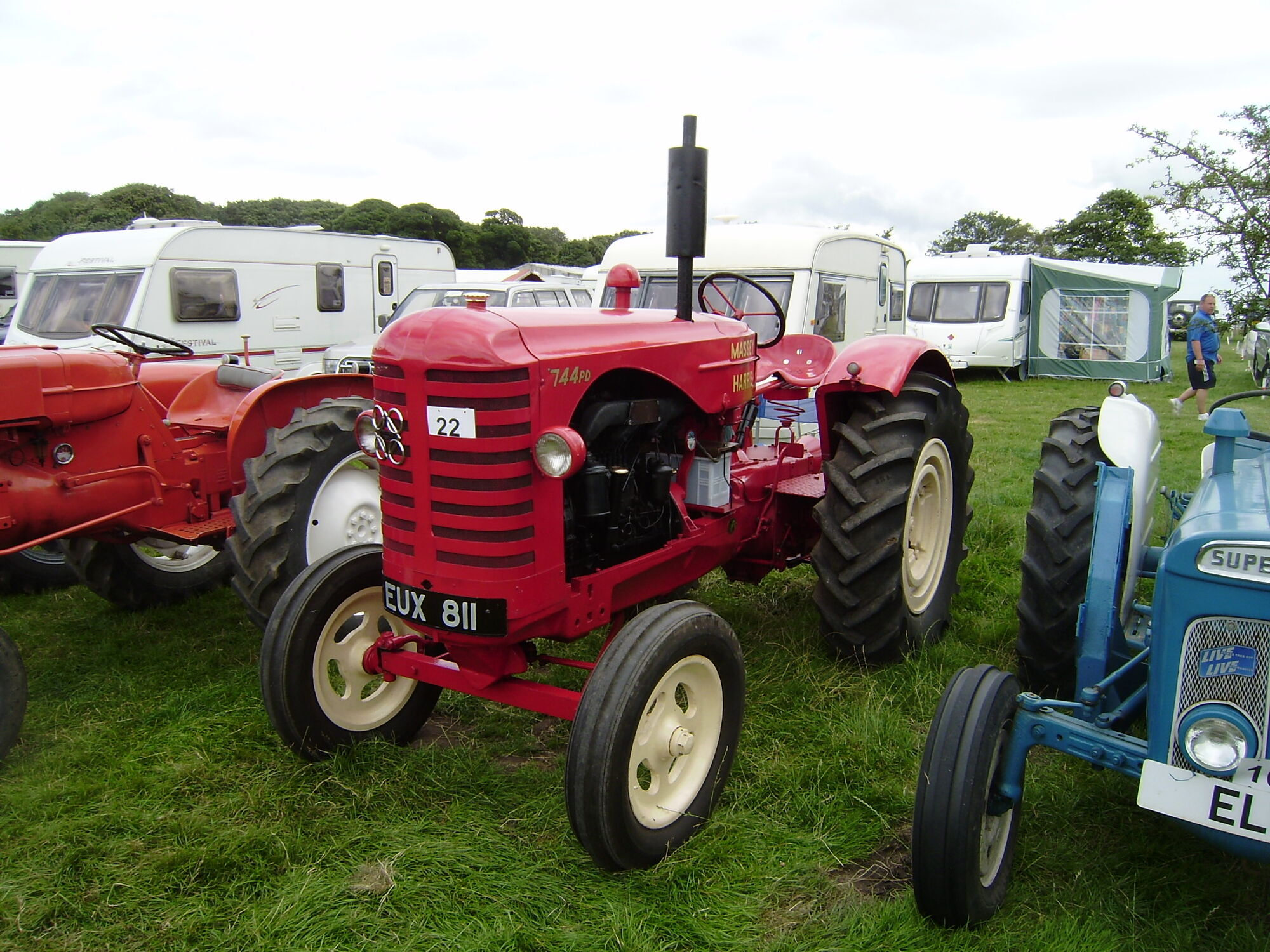 Massey Harris 744 : Massey harris tractor construction plant wiki fandom
