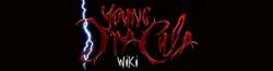 Young Dracula Wordmark