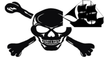 Custom Pirate Flag