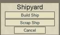 Build ship