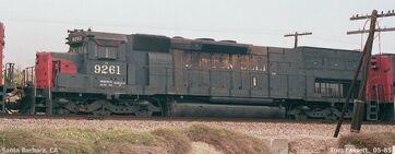 SSW SD45T-2