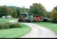 Vermont Railway GP60's