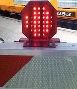 Unidentified L.E.D. Gate Light 01b