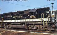 Southern GP40X