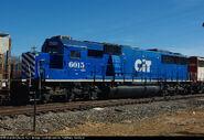 CITX 6015 Blue SD60