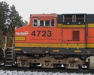 BNSF 4723