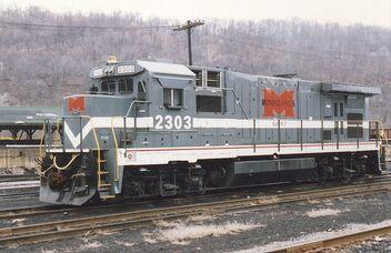 GE B23-S7