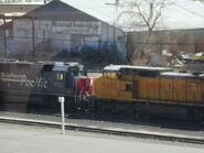 UP 9430 and SP 9721