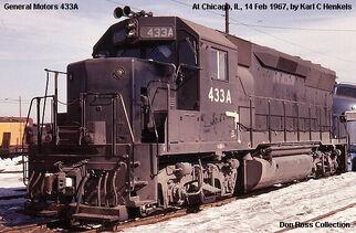 EMD 433A