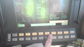 CN 2284 GEVO locomotive 8th notch load test
