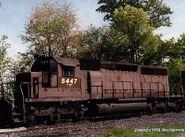 CP SD40-1