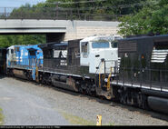 NS 8501 and 8500