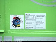 GECX 2010 Stickers