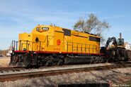 KCS SD40-2B