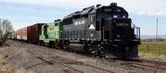 Lake Railway (LRY) 2809