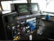 NS Dash 9 Control Stand