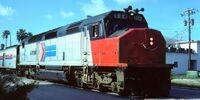 EMD SDP40F