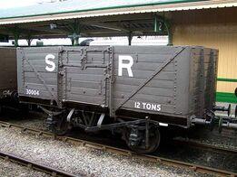 SR Goods Truck Wagon