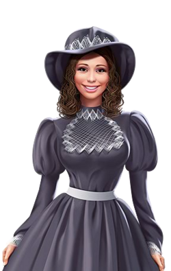 Portrait full Mrs. Wilma