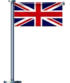 GrootBrittannië-Vlag